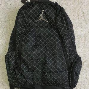 Air Jordan backpack laptop bag